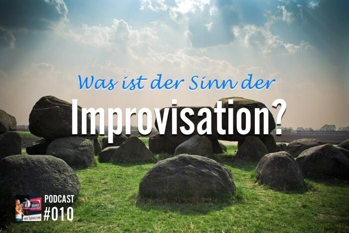was ist improvisation