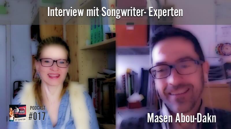 wie kann man ein Song schreiben