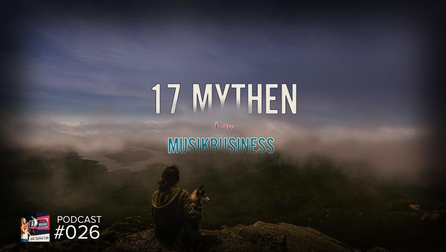 17 Mythen der Musikbusiness