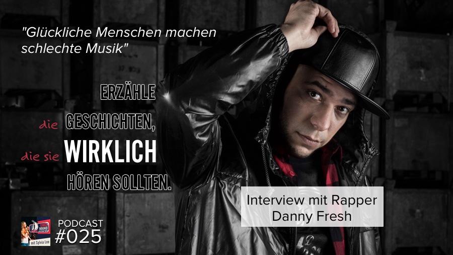 Rapper Danny Fresh