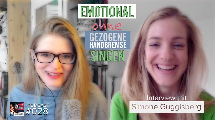 emotional singen